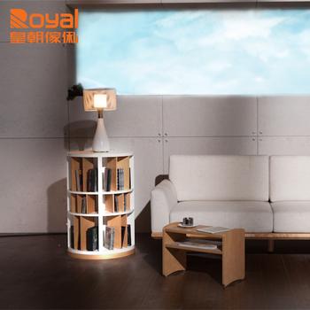 Furniture dynasty rotating bookcase glove rack cabinet wool furniture