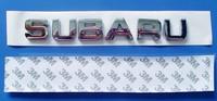 free shipping 1pcs Subaru letter stick car badge car emblem 3D car emblem