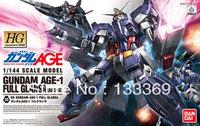 Free shipping Bandai HG AGE-35 full Gransa AGE-1 Bandai gundam