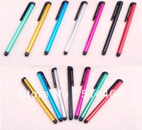 DHL Freeshipping Soft Touch Stylus for Apple iPad/iPhone/iPod  50pcs/lot.