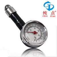 Pure point mini tire pressure car tire  pressure table tire pressure gauge tyre  gauge