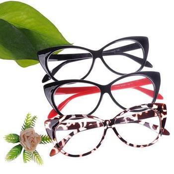 3 выбор Глаза Винтаж Cat разработана моде очки, очки с прозрачной линзой