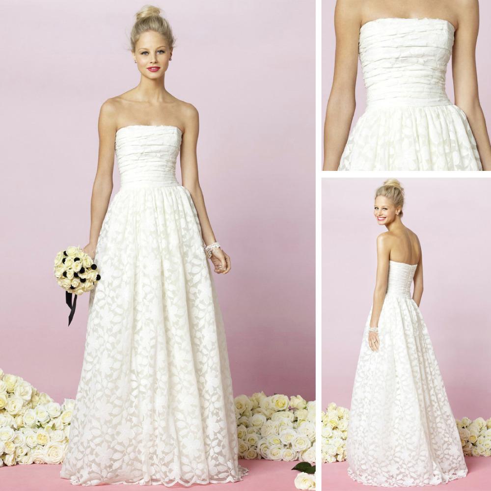 Tea Length Beach Crystal Bead Lace Designer Bridal Dress Patterns 2013 WC63(China (Mainland))