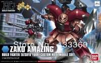 Free shipping HG 1/144 Zaku Amazing gundam Bandai gundam