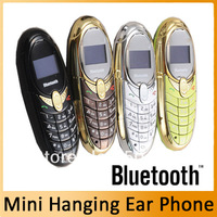 X5 Bluetooth Mobile Phones Hanging Ear Model Mode One-click Quick Switch Single Card for Mobile Phone Bluetooth Unlocked