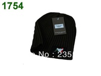 2013 new Korean wool caps Winter fashion hats solid color knitted hats for men and women, pentagram relaxed sets head cap