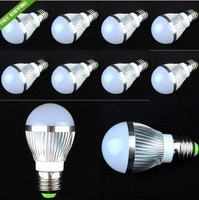Upgrade! The lastest generation 9W LED bulb,DImmable Bubble Ball bulb higher quality lowerprice E27 E14 B22 Gu10 2 year warranty