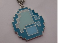 Min Order 1 pc MINECRAFT sandbox game my world strange Necklace cooly afraid of chain necklace