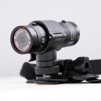 Flashlight small dv skiing invisible waterproof sports camera mountain bike recorder