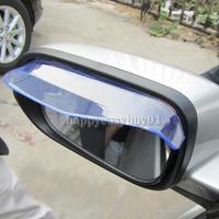 Universal Shielding Rain Board Car Auto Rearview Mirror Multifunction Fashion H1