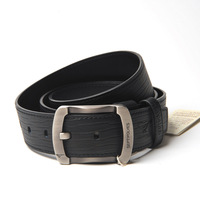 7a92023400-1 SEPTWOLVES male pin buckle genuine leather strap men's cowhide belt