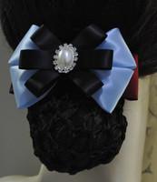 Hair accessory hair accessory bow hair accessory net bag