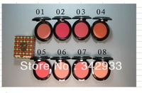 1pc 2013 New arrival!Free shipping!High quality makeup brand Blush 8 different color