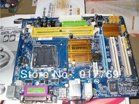 Classic Gigabyte GA-G31M-ES2C small plate DDR2 775 pin support core dual fully integrated G31 desktop motherboard
