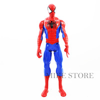 Hot Selling Anime Figure Amazing Spider Man Movie Spiderman Toy 30CM Ultra Action Figure Toys With Retail Box Free Shipping