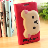 Easy  for SAMSUNG   i9100 n7100 bear phone case protective case note2 s2 holsteins cartoon