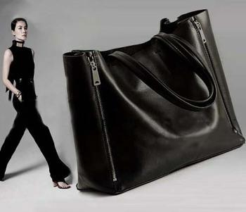 Chromophous Desiner Original2013 women genuine leather handbag cowhide handbag one shoulder big bag totes fashion free shipping