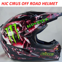 free shipping HJC CIRUS capacets hs-910 OFF ROAD motorcross racing helmet can add visor