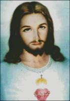 Free shipping DIY unfinished Cross Stitch kit Christian Jesus  JDJ-D020