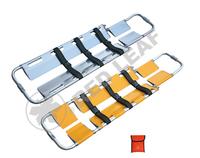 emergency supply First aid supplies spade stretcher aluminum folding portable aluminum alloy