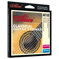 Ac132 alice classical guitar set string