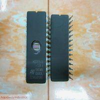 10x NEW ST M27C512-12F1 27C512 DIP-28 EPROM IC CHIPS FOR REPAIR