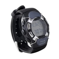 Free Shipping 6 in 1 Pulse Heart Rate Counter Calories Monitor Sport Watch Rain Resistant Useful