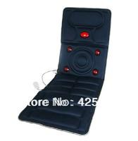 New arrival full-body massage cushion multifunctional electric massage mattress by free shipping