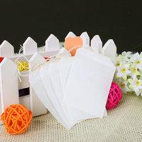 100pcs/lot Empty Teabags String Heat Seal Filter Paper Herb Loose Tea Bags Teabag wholesale