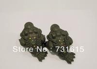 """Cai toad"" popular purple sand tea pet, priced at $12.67, free delivery."