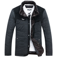 FREE SHIPPING! Winter male short design thickening casual male down coat loose commercial cold