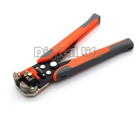 Hot Automatic Cable Wire Stripper Crimping Pliers Multifunctional Terminal Tool Red TK1055