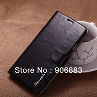 Original Xuenair Genuine Leather case Oil Wax series with holder for Samsung Galaxy Note 3 III SM-N9000 support dropship
