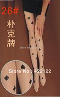 Winter full fat women sexy tights/leggings/panty/knitting/pantyhose in long stockings trouser-Tattoo tattoo filar socksD001-1pcs
