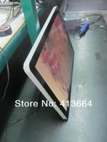 FREE SHIPPING!! 26 inch Wall-mounted Screen+High Definition Display+Digital Signage Player+Apple Apperance+Round Corner