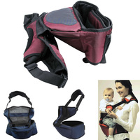 New Hot !  Comfortable Baby Carrier Hip Seat Toddler + Wrapper Set 3 Colors