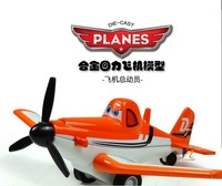 New Funny Novelty Cartoon Dusty Planes Aircraft Model Toys Diecasts Vehicles Snap Fit  3pcs