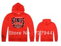 Kings Hoodies hoody long sleeve winter clothing mens women sportswears 6 styles long sleeve Free Shipping Size S-XXL
