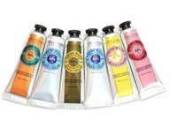 free shipping  6pcs/set 2013 hot selling The ShuDan Christmas edition of set limit to hand cream 30 ml * 6 moisturizing