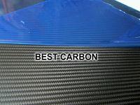 2.5mm x 400mm x 500mm 100% Carbon Fiber  Twill Matte Plate, rigid plate , car board , rc plane plate , light weight