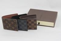 Men short design wallet