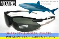 LIMIT= LUXURY KINGS SPORT Driver's TAC enhanced polarized polaroid polarised golf ski OCEAN SHARK UV 400 Men's sunglasses
