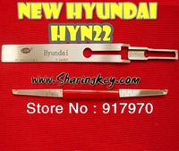 Free shipping  100% Genuie Lishi locksmith Tool Lock pick  HYN22  For Hyundai(NEW)