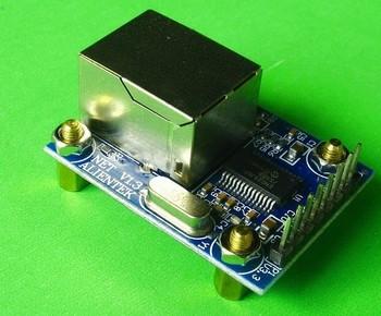 10pcs Alientek ENC28j60 network module stm32 development board