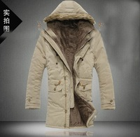 2013 New Fashion Winter Warm Jackets Coats for Men Down Coats Leisure Thick Coats for Man Male  Free Shpping  CP0200