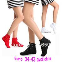 Free Shipping Dropship Top Modern Canvas Jazz Ballet Dance Shoes Split Heels Soft Sole Multicolor For Men Women DS002