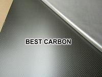 1.5mm x 400mm x 500mm 100% Carbon Fiber Plain Matte Plate ,carbon fiber panel , carbon fiber board, rigid plate , light weight