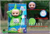 Free Shipping Children Christmas gift  30CM  Baby Toys Teletubbies Po Laa-Laa Dipsy Tinky Winky Children Partner 1PCS