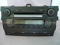 Original new TOYOTA 86120-02610 DEH-MG8077 6 DISC CD CHANGER FOR COROLLA CAR TUNER WMA MP3