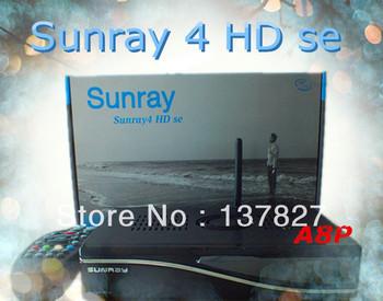 Dvb 800 se Sunray sr4 With Wifi A8P Dm 800se Triple Tuner Satellite Recevier Dm800hd se wifi Wholesale